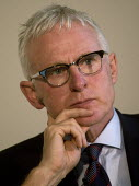 Norman Lamb MP, Liberal Democrat, London, 2015. - Stefano Cagnoni - 18-11-2015