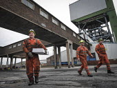 Closure of the last British deep coal mine, Kellingley Colliery.Last ever shift ending, Yorkshire - Mark Pinder - 2010s,2015,capitalism,capitalist,change,CLOSED,closing,closure,closures,coal,Coal Industry,Coal Mine,coalfield,coalindustry,collieries,colliery,coming,deindustrialisation,Deindustrialization,EBF,Econo