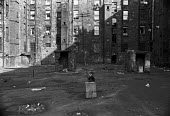 The Gorbals, Glasgow Scotland 1965 - NLA - 18-09-1965
