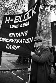 Committee for Withdrawal from Ireland protest, London. - Philip Wolmuth - 15-11-1980