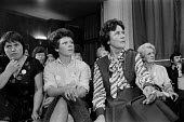 Relatives of Irish hunger strikers, press conference, Conway Hall, London, 1981 - Philip Wolmuth - 17-09-1981
