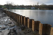 Hampstead Heath Ponds Project, 22 million City of London flood defence programme of dam strengthening and spillway construction designed to protect neighbouring areas of north London from extreme rain... - Philip Wolmuth - 29-12-2015
