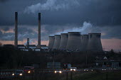 Eggborough coal fired Power Station also uses biomass, Yorkshire - John Harris - 2010s,2016,A1,AUTO,AUTOMOBILE,AUTOMOBILES,AUTOMOTIVE,C02 Emissions,car,cars,coal,coal fired,cooling towers,EBF,Economic,Economy,ELECTRICAL,electricity,environmental degradation,generator,generators,hi