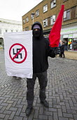 Kent Anti Racism Network protest against National Front anti refugee protest Dover - Jess Hurd - 30-01-2016