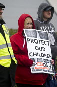 Protect our children, Pegida protest near Birmingham International, West Midlands. - Jess Hurd - 2010s,2016,activist,activists,bigotry,Birmingham,CAMPAIGN,campaigner,campaigners,CAMPAIGNING,CAMPAIGNS,CHILD,CHILDHOOD,children,DEMONSTRATING,Demonstration,DEMONSTRATIONS,DISCRIMINATION,equal,equality