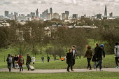 City of London skyline from Primrose Hill, Camden, London - Philip Wolmuth - 07-02-2016