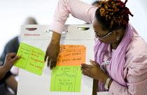 Raising Aspirations, the ULR Agenda, UNISON HQ. - Jess Hurd - 2010s,2014,Adult Education,BAME,BAMEs,Black,BME,bmes,communicating,communication,conversation,conversations,dialogue,discourse,discuss,discusses,discussing,discussion,diversity,EDU,educate,educating,E