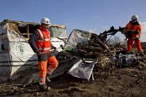Demolition of the makeshift Jungle refugee camp, Calais, France - Jess Hurd - 2010s,2016,authorities,Calais,camp,camps,demolish,DEMOLISHED,demolishing,demolition,developer,developers,DEVELOPMENT,Diaspora,displaced,eu,Europe,european,europeans,europeregi,eurozone,evicting,evicti