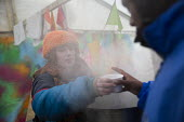 Ashram soup Kitchen, demolition of the Jungle refugee camp, Calais, France - Jess Hurd - 03-03-2016