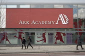 Ark Academy Wembley, one of the first academy schools, opened in London 2008 - Philip Wolmuth - 04-03-2016