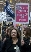 Teachers and supporters protest against Government plans to force every school to turn into an academy. - Stefano Cagnoni - 2010s,2016,Academies,Academy,activist,activists,against,anti,CAMPAIGN,campaigner,campaigners,CAMPAIGNING,CAMPAIGNS,DEMONSTRATING,demonstration,DEMONSTRATIONS,education,Government,member,member members