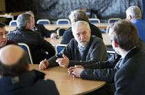 Jeremy Corbyn meeting Tata Steel workers, Port Talbot, Wales - Paul Box - 2010s,2016,Community Union,Jeremy Corbyn,Labour Party,meeting,MEETINGS,member,member members,members,MP,MPs,people,POL,political,politician,politicians,Politics,Port,ports,Steel,Steel Industry,steelin