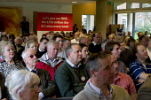 Vote Leave campaign meeting, Oxford - John Harris - 2010s,2016,age,ageing population,audience,AUDIENCES,Brexit,campaign,campaigning,CAMPAIGNS,democracy,elderly,EU,Europe,European Union,eurosceptic,Euroscepticism,eurosceptics,Leave,male,man,meeting,MEET
