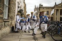 Morris Dancers, Oxford - John Harris - 16-04-2016