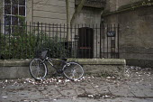 A bicycle, Hertford College, University of Oxford - John Harris - 2010s,2016,bicycle,bicycles,BICYCLING,Bicyclist,Bicyclists,BIKE,BIKES,cities,City,City centre,College,COLLEGES,cycle,cycles,cycling,Cyclist,Cyclists,EDU,educate,educating,Education,educational,knowled