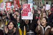 Ditch Dodgy Dave, People's Assembly March for Homes, Health, Jobs, Education, London - Jess Hurd - 16-04-2016