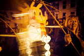 Sharrow Lantern Festival, Locals parade homemade lanterns, Sharrow, Sheffield, South Yorkshire - Connor Matheson - 2010s,2016,ACE,Arts,carnival,Carnivals,cities,City,Culture,festival,festivals,Lantern,Lanterns,Leisure,LFL,LIFE,night time,parade,PEOPLE,RECREATION,RECREATIONAL,scene,scenes,Sheffield,street,streets,U