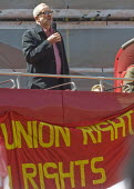 May Day Rally, Jeremy Corbyn MP speaking, London - Stefano Cagnoni - 01-05-2016