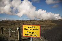 Gunnuhver Hot Springs, Reykjanes peninsula, Iceland - Jess Hurd - 30-04-2016