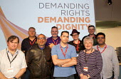 RMT delegation. TUC Disabled Workers Conference, Congress House. London. - Jess Hurd - 2010s,2016,Conference,conferences,Congress House,Congress House.,delegation.,disabilities,DISABILITY,disable,Disabled,Disabled TUCs Conference,disablement,incapacity,London,male,man,member,member memb