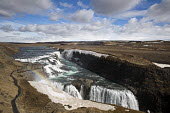 Gullfoss waterfall, Hvita river canyon, Golden Circle, Iceland - Jess Hurd - 08-05-2016