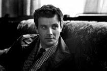 Composer and musician Peter Maxwell Davies, London 1965 - Romano Cagnoni - 08-04-1965