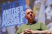 Matt Wrack FBU. Another Europe is Possible conference, Vote In campaign. Referendum on European membership. UCL Institute of Education. London. - Jess Hurd - 2010s,2016,Another Europe is Possible conference,conference,conferences,democracy,DiEM25,EU,Europe,European Union,FBU,London,Matt Wrack,member,member members,members,people,POL,political,POLITICIAN,PO
