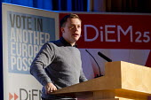 Owen Jones speaking at Another Europe is Possible conference, Vote In campaign. UCL Institute of Education. London. - Jess Hurd - 28-05-2016