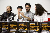Malia Bouattia, Black Students Campaign, Prevent, Islamophobia and Civil Liberties Conference, Goldsmiths College, London - Jess Hurd - 04-06-2016