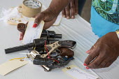 Detroit, Michigan Wayne County sheriff Anonymous Gun Buyback program, offering $50 for each weapon handed in - Jim West - 11-06-2016