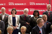 John McDonnell MP, Vote Remain referendum photo call, TUC Congress House, London. - Jess Hurd - 2010s,2016,Alan Johnson,Angela Eagle,BAME,BAMEs,Black,BME,bmes,Congress House,democracy,Diane Abbott,diversity,ethnic,ethnicity,FEMALE,House,houses,Jeremy Corbyn,John McDonnell,Labour Party,Len McClus