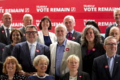 Jeremy Corbyn, his shadow cabinet and trade union leaders, Vote Remain referendum photo call, TUC Congress House, London. - Jess Hurd - 2010s,2016,Alan Johnson,Angela Eagle,BAME,BAMEs,Black,BME,bmes,Congress House,democracy,diversity,ethnic,ethnicity,FEMALE,Heidi Alexander,House,houses,Jeremy Corbyn,Labour Party,Len McCluskey,London,L