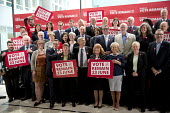 Jeremy Corbyn, his shadow cabinet and trade union leaders, Vote Remain referendum photo call, TUC Congress House, London. - Jess Hurd - 2010s,2016,Angela Eagle,Congress House,Dave Prentis,democracy,FEMALE,Heidi Alexander,House,houses,Jeremy Corbyn,Labour Party,Len McCluskey,London,Lucy Powell,member,member members,members,MP,MPs,peopl