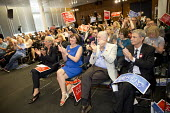 Jeremy Corbyn with health workers at TUC NHS safer in the EU rally. Congress House, London. - Jess Hurd - 14-06-2016