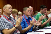 RMT delegates, TUC LGBT Conference, Congress House, London. - Jess Hurd - 23-06-2016