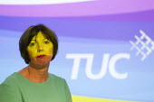 Frances O'Grady speaking at TUC LGBT Conference, Congress House, London. - Jess Hurd - 23-06-2016