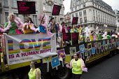 Amnesty International at Pride in London Parade 2016 - Jess Hurd - 25-06-2016