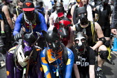 S&M puppies, Pride in London Parade 2016 - Jess Hurd - 2010s,2016,ACE,activist,activists,animal,animals,banner,banners,CAMPAIGN,campaigner,campaigners,CAMPAIGNING,CAMPAIGNS,Culture,DEMONSTRATING,Demonstration,DEMONSTRATIONS,dog,dogs,equal,Gay,Gays,Homosex