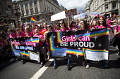Girlguiding, Pride in London Parade 2016 - Jess Hurd - 2010s,2016,ACE,activist,activists,banner,banners,CAMPAIGN,campaigner,campaigners,CAMPAIGNING,CAMPAIGNS,Culture,DEMONSTRATING,Demonstration,DEMONSTRATIONS,equal,Gay,Gays,girl Guide,Girlguiding,Homosexu