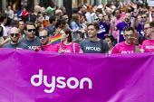 Dyson employees, Pride in London Parade 2016 - Jess Hurd - 2010s,2016,ACE,activist,activists,banner,banners,CAMPAIGN,campaigner,campaigners,CAMPAIGNING,CAMPAIGNS,Culture,DEMONSTRATING,Demonstration,DEMONSTRATIONS,Dyson,EMPLOYEE,employees,equal,Gay,Gays,Homose
