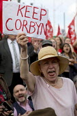 Keep Corbyn, Build Our Movement rally against Blairite leadership challenge Parliament Square, Westminster, London - Jess Hurd - 27-06-2016