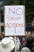 No Forced Academies! Keep Corbyn rally of supporters against Blairite leadership challenge, Bristol - Paul Box - 2010s,2016,Academies,Academy,activist,activists,against,campaign,campaigner,campaigners,campaigning,CAMPAIGNS,DEMONSTRATING,Demonstration,DEMONSTRATIONS,education,Labour Party,leadership,Left,left win