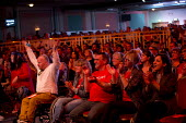 Momentum, KeepCorbyn Labour Party rally for Jeremy Corbyn, Troxy, East London. - Jess Hurd - 2010s,2016,applauding,applause,campaign,campaigning,CAMPAIGNS,East London,KeepCorbyn,Labour Party,Left,left wing,Leftwing,London,Momentum,Party,Pol,political,POLITICIAN,POLITICIANS,Politics,rallies,ra