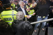 Jeremy Corbyn Durham Miners Gala 2016, Co Durham - Mark Pinder - 2010s,2016,County Durham,Durham Miners Gala,Jeremy Corbyn,Labour Party,Left,left wing,Leftwing,member,member members,members,MINER,Miners,MINER'S,MP,MPs,NUM,people,POL,political,politician,politicians