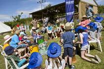 Kids area, Tolpuddle Martyrs Festival 2016. Dorset. - Jess Hurd - 17-07-2016