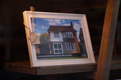 Property as artwork. Houses for sale in picture frames, Warwickshire - John Harris - 06-08-2016