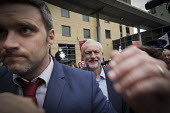 Hustings meeting for the 2016 labour leadership election between Jeremy Corbyn and Owen Smith, Hilton Hotel, Gateshead - Mark Pinder - 11-08-2016