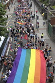 Pride Day Parade, Bristol - Paul Box - 2010s,2016,ACE,banner,banners,cities,city,color,colorful,colorfull,colors,colour,colourful,colours,Culture,equal,Gay,Gays,Homosexual,HOMOSEXUALITY,Homosexuals,Leisure,LFL,LGBT,LIFE,MINORITIES,MINORITY