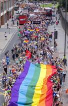 Pride Day Parade, Bristol - Paul Box - 09-07-2016