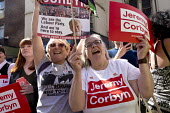 Jeremy Corbyn leadership election rally, Hanley, Stoke on Trent - John Harris - 2010s,2016,campaign,campaigning,CAMPAIGNS,cities,City,FEMALE,Labour Party,Left,left wing,Leftwing,member,member members,members,Momentum,people,person,persons,placard,placards,POL,political,POLITICIAN